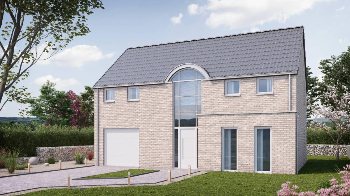 Construction villa Belgique
