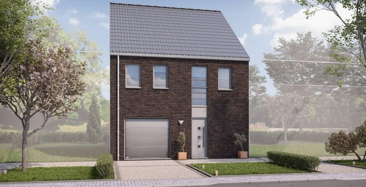 construction maison belgique prix