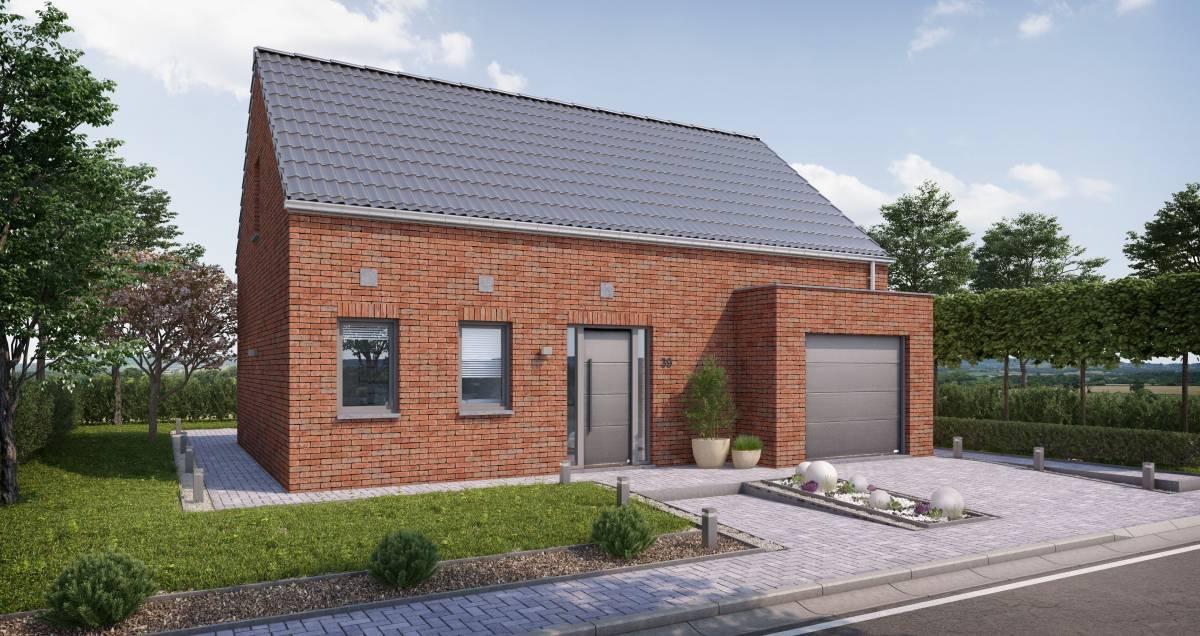 Maison neuve à vendre Liège