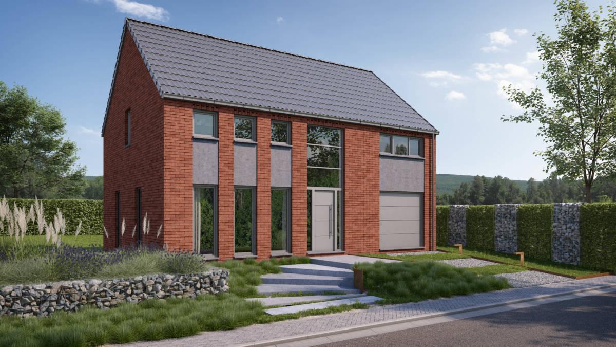Construction Villa Belgique Maisons Compere