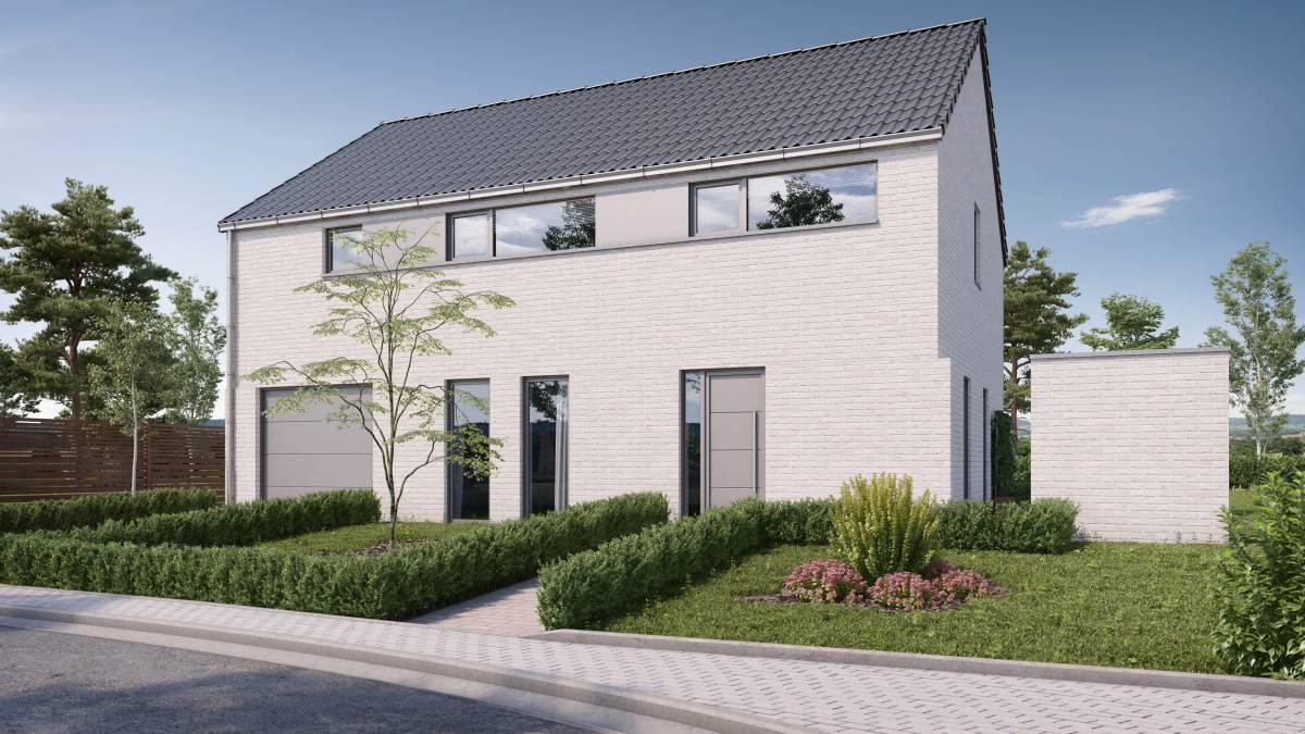 Nouvelle maison a vendre Hainaut