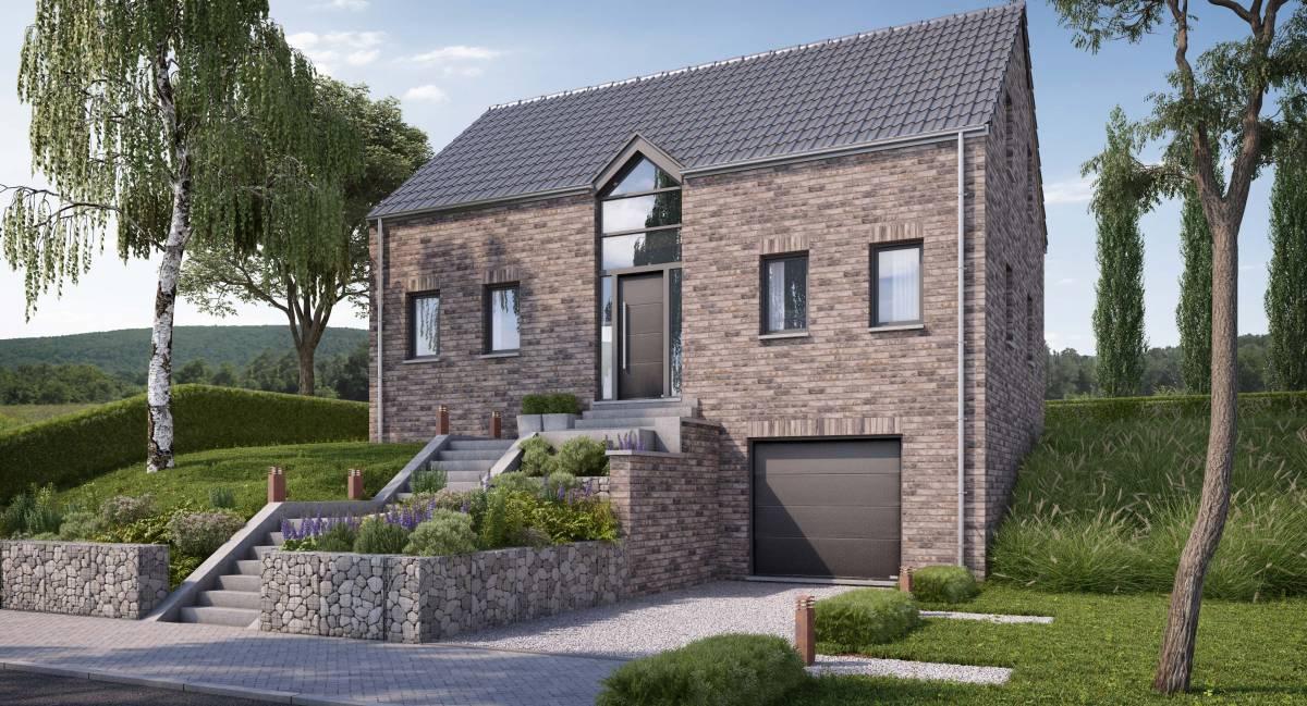 Maison à vendre Hainaut pas cher – Maisons Compère