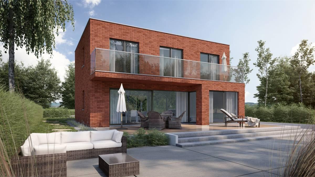 construction villa Anvers