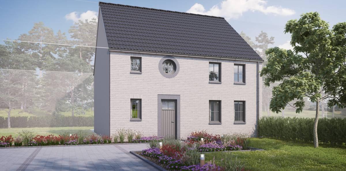 maison clé sur porte à Liège