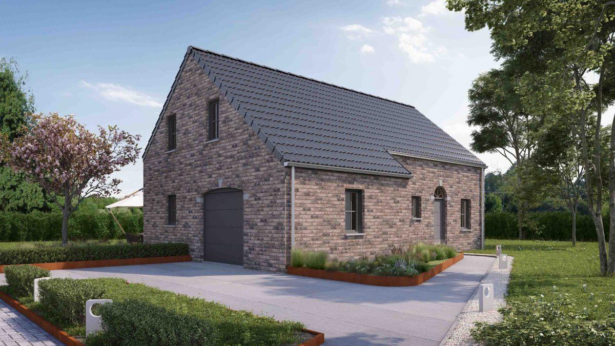 constructeur maison belgique