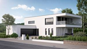 Prix au m² construction maison contemporaine